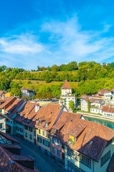 Berno, stolica szwajcarii