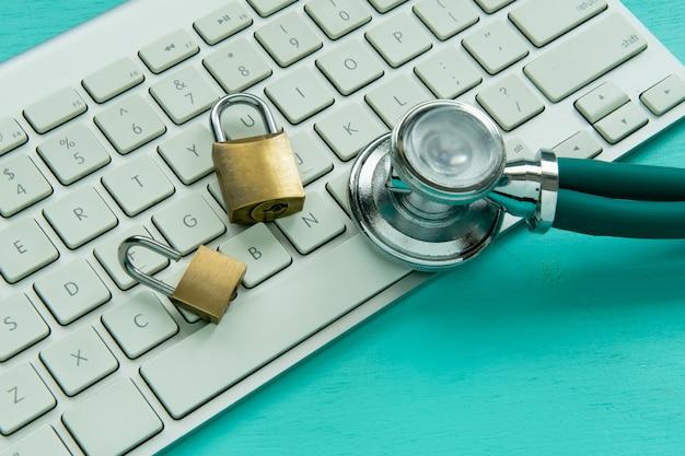 Bezpieczeństwo danych w informatyce w medycynie