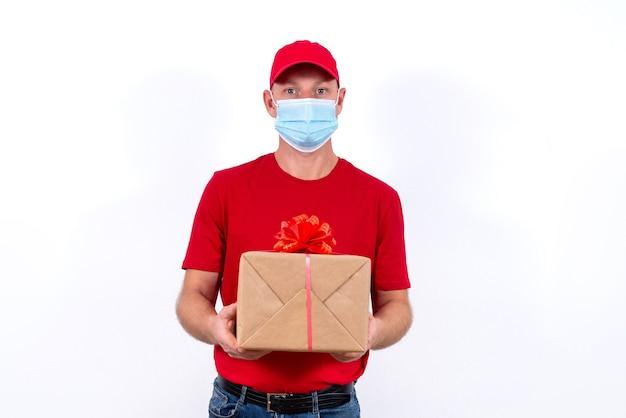 Bezpieczna dostawa prezentów na święta