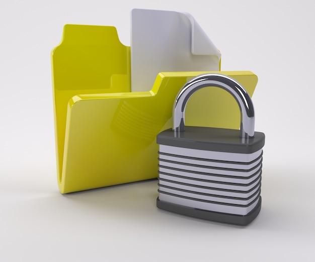 Bezpieczne folder
