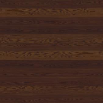 Bezszwowa Ciemna Drewniana Podłoga Tekstura. Premium Zdjęcia