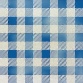 Bezszwowe kratę wzór na tekstury papieru