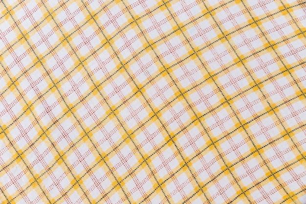Bezszwowe kratę wzór tkanina tło