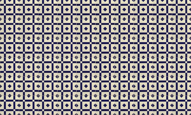 Bezszwowe portugalia lub hiszpania azulejo tło płytek