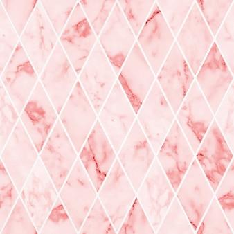 Bezszwowe różowy marmur tekstura tło