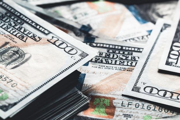 Bezszwowe tło dolarów. tekstura wysokiej rozdzielczości