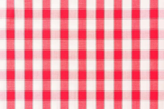 Bezszwowe tło wzór tkaniny w kratkę