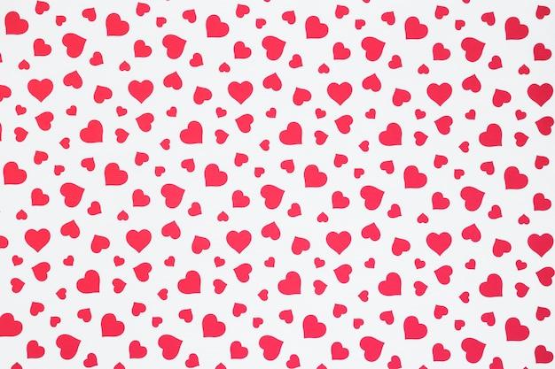 Bezszwowy wzór serca
