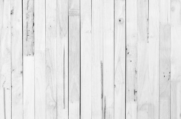 Biała drewniana deska tekstura i tło