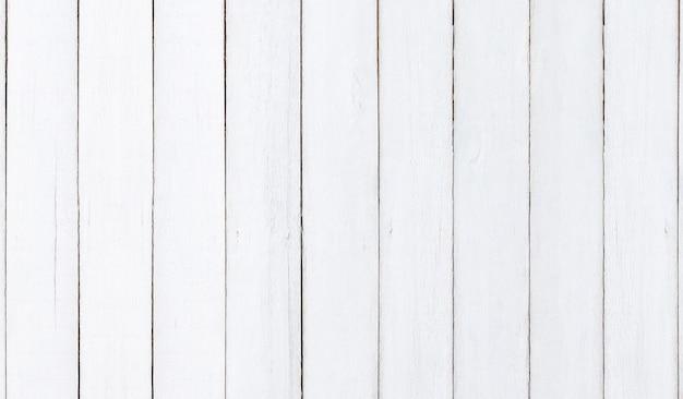 Biała drewniana podłoga tekstura i tła. streszczenie tło, puste miejsce na kopię.