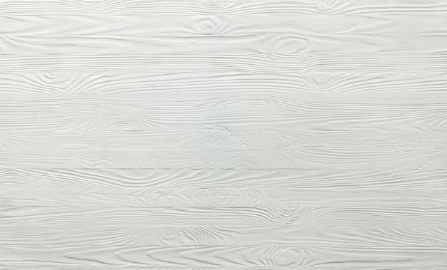 Biała drewniana powierzchnia