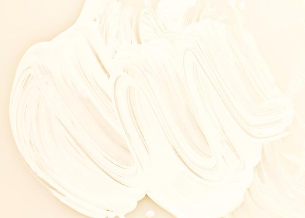 Biała farba tekstury z wzorem