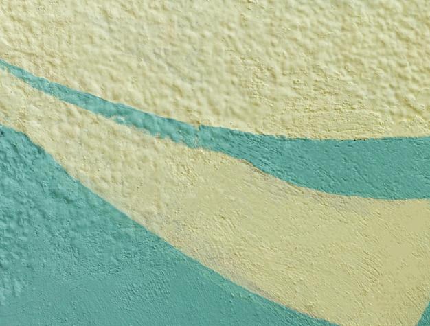 Biała i jasnoniebieska tapeta na zewnątrz