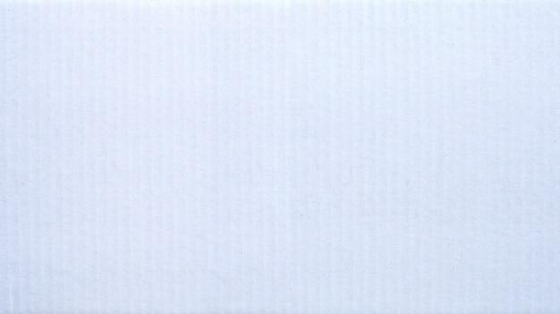 Biała kartonowa tekstura dla tła.