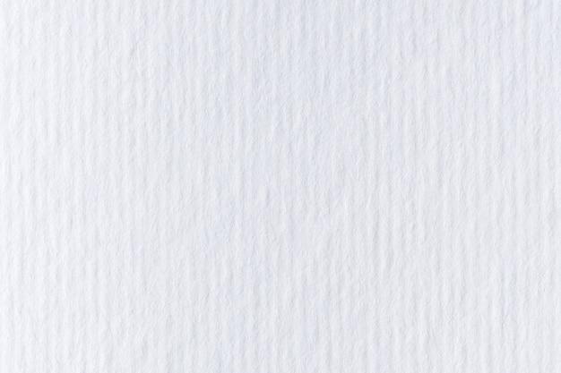 Biała krepa tekstury papieru.