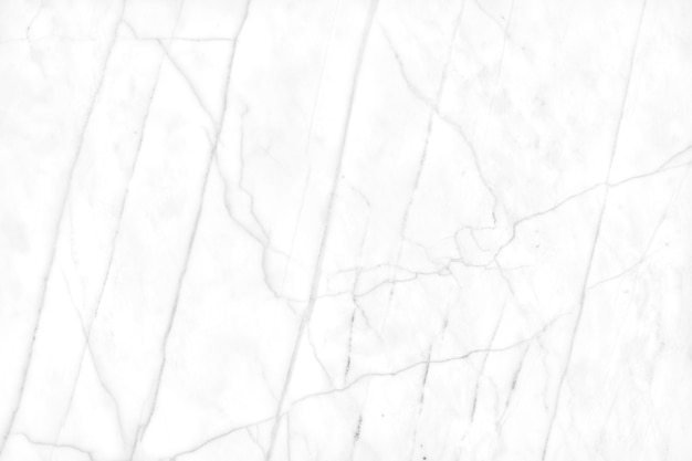Biała marmurowa tekstura, naturalna kamienna podłoga.