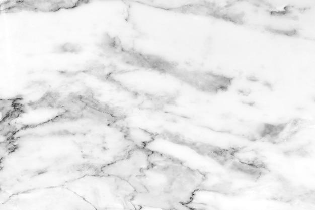 Biała marmurowa tekstura z naturalnym wzorem dla tła lub projekta sztuki pracy