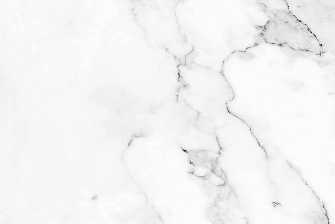 Biała marmurowa tekstura z naturalnym wzorem dla tła