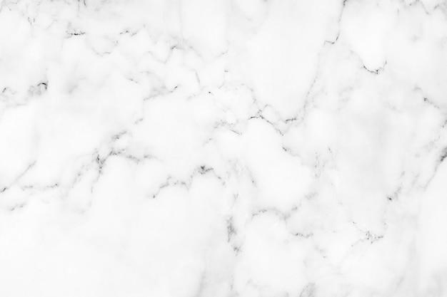 Biała marmurowa tekstura z naturalnym wzorem