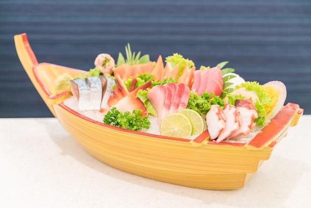 Biała ryba zdrowa żywność łosoś