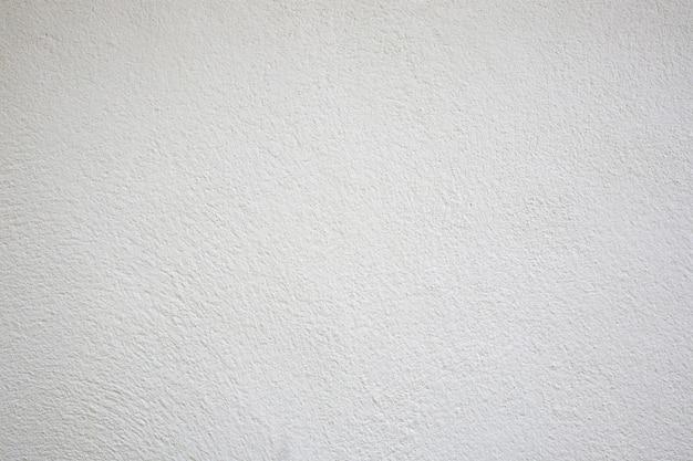 Biała ściana betonowa tekstura tło