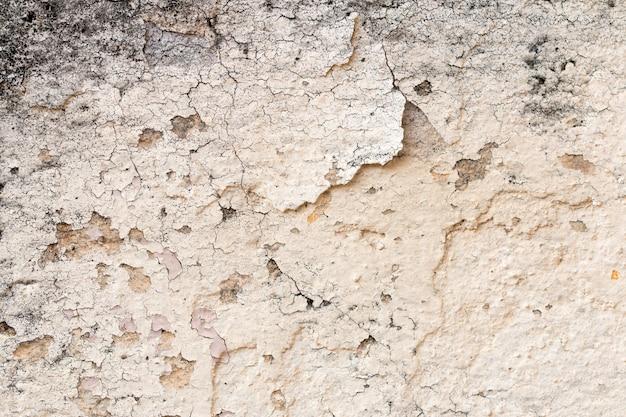 Biała ściana betonowa tekstura. tło