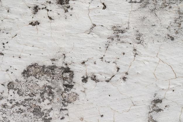 Biała ściana betonowa tekstura