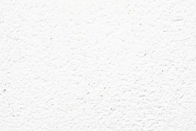 Biała ściana betonowa
