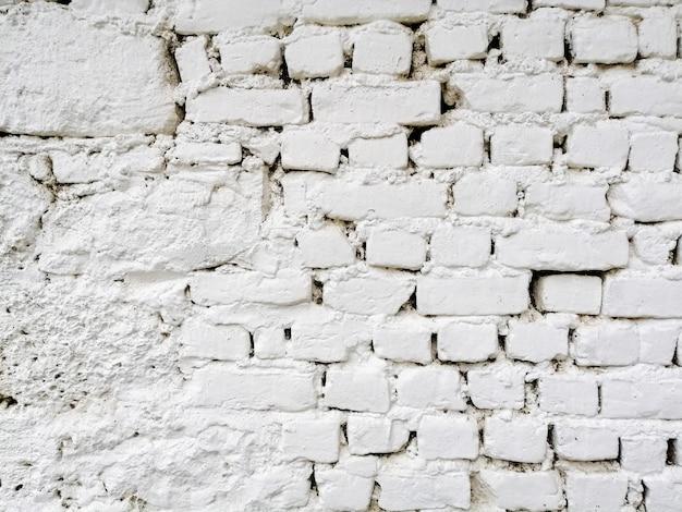 Biała ściana tekstur