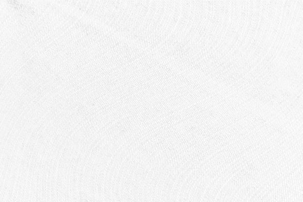 Biała tkanina. streszczenie szmatką tło.