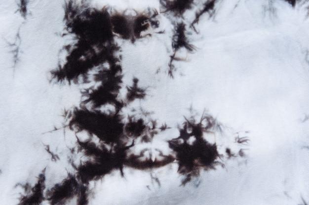 Biała tkanina tekstura tła z brązowymi elementami wzoru, piękna tkanina na tapetę