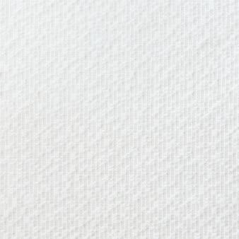 Biała tkanina tekstura tło