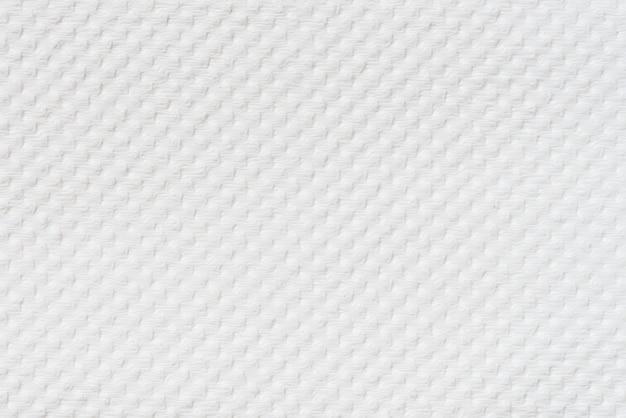 Biała tkanina