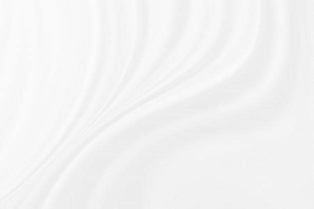 Biała tło tkaniny płótna tekstura