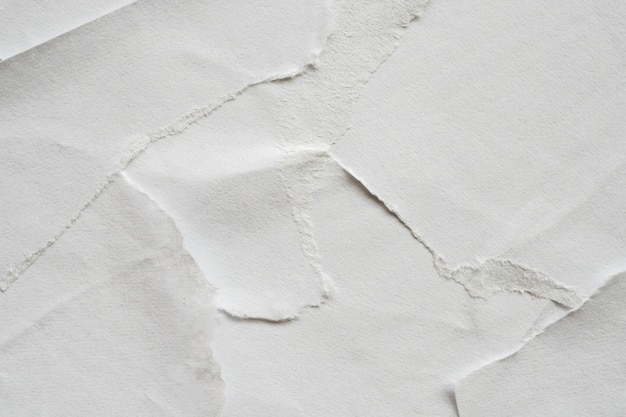 Biała Uszkodzona Tekstura Plakatu Premium Zdjęcia