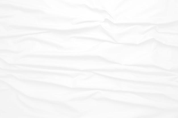 Białe abstrakcyjne tło i szary odcień, miękka fala tkaniny nakładająca się z nowoczesną koncepcją cienia, miejsce na tekst lub wiadomość internetową i projekt książki