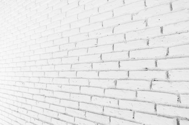 Białe ceglane tekstury dla tła