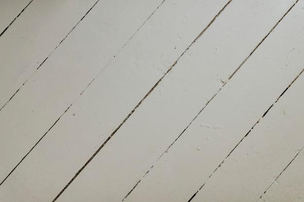 Białe drewniane deski tekstury tła