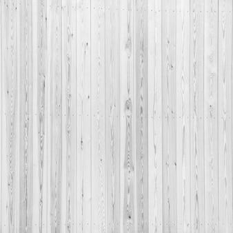 Białe drewniane ściany