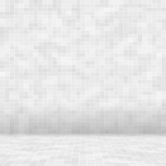 Białe i szare płytki ścienne tapety o wysokiej rozdzielczości lub cegły bez szwu i tekstury wnętrza