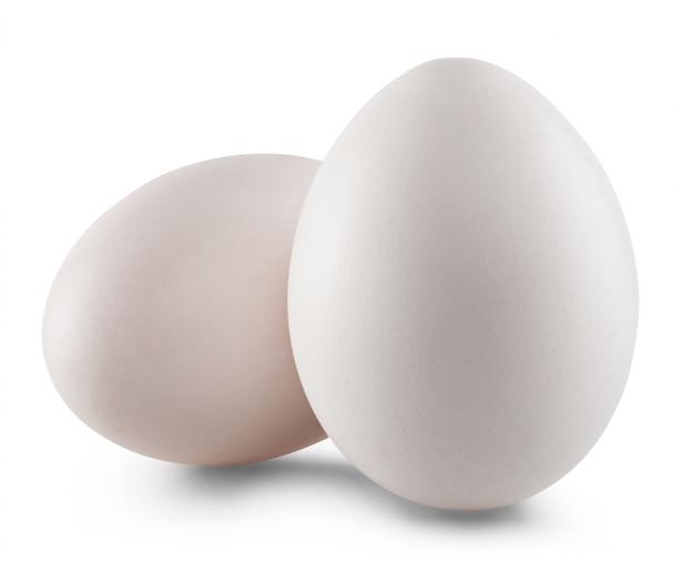 Białe jajko
