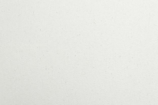 Białe płótno tekstura tło. zbliżenie.