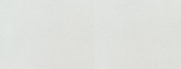 Białe płótno tekstura tło