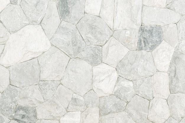 Białe tekstury kamienia cegła