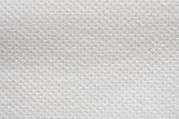 Białe tkaniny tkaniny tekstury wzór tła