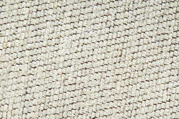 Białe tkaniny zbliżenie