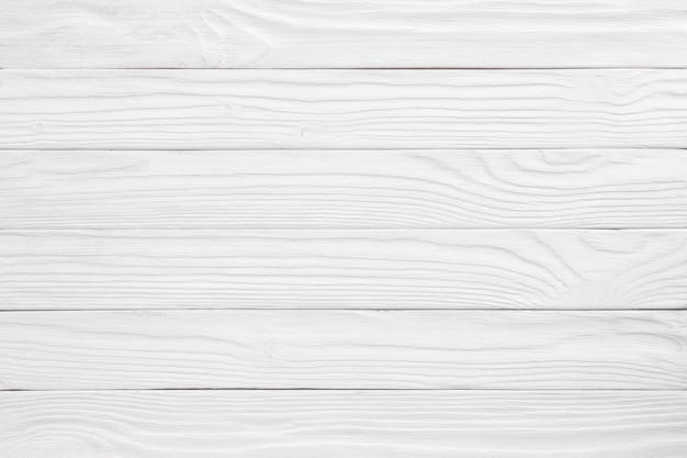 Białe tło drewna ze strukturami