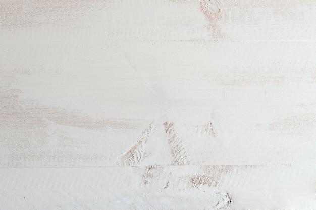 Białe tło drewniane