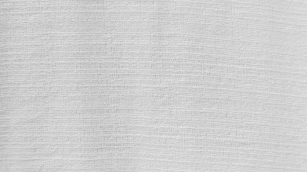 Białe tło wzór tkaniny teksturowanej dla projektu
