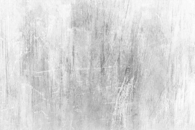 Białe tło z zadrapaniami i kurzem.